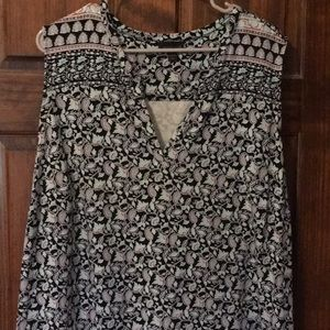 J. Jill Wearever paisley dress | 2x